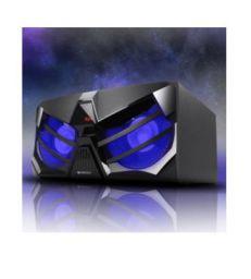 Zebronics Space Car 20 W Bluetooth Party Speaker  (Black, 2.1 Channel)