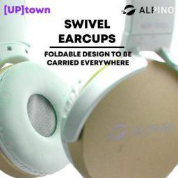 Alpino Uptown Headset Headphone Over The Ear