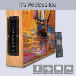 iBall Frame Bluetooth Speakers - Blank Canvas