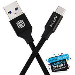 Wayona Nylon Braided 2.8A Fast Micro USB Charging