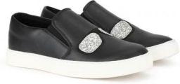 United Colors of Benetton Girls Slip on Sneakers