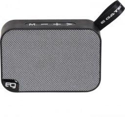 Egate Bond B303 Portable Bluetooth Speaker with Deep Bass and Mic (Grey) 5 W Bluetooth Home Audio Speaker