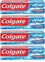 Colgate MaxFresh Toothpaste Blue Gel Paste 600g (150g X 4)