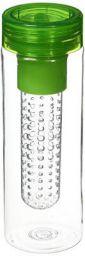 LMS Fruit Infuser Bottle, 670 ml, Multicolor