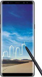 Samsung Galaxy Note 8 (Midnight Black, 64 GB)