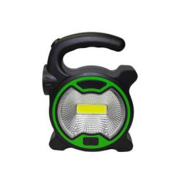 Fariox Portable LED Cob Work Light with Handle and Side Light for Emergency Lamp
