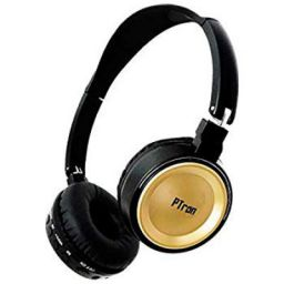 PTron Trips Headphone Wireless On-Ear Earphone Bluetooth Headset with Mic for All Smartphones