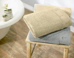 Swiss Republic Rivera 2 Piece 600 GSM Cotton Bath Towel
