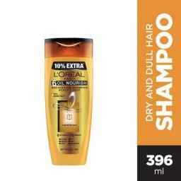 L'Oreal Paris 6 Oil Nourish Shampoo, 360ml