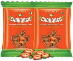 DR. VAIDYA'S Chakaash Chyawanprash 50 toffees (Pack of 2)