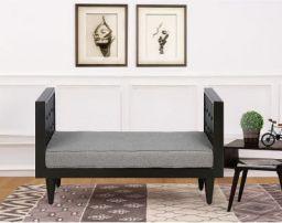 @home by Nilkamal Spirit Solid Wood Lounger