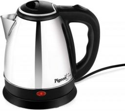 Pigeon by Stovekraft Shiny Steel 1.5-Litre Electric Kettle
