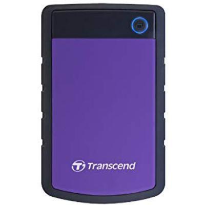Transcend StoreJet 25H3 2.5-inch 4TB USB 3.0 Portable Hard Drive