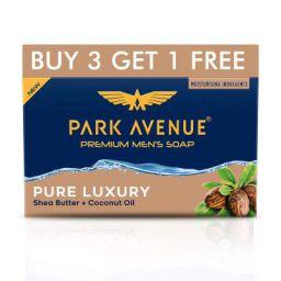 Park Avenue Luxury Fragrant Soap, 125g (Pack Of 4)