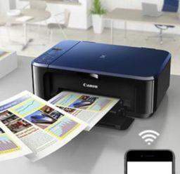 Canon E560 Multi-function Wireless Printer
