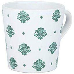 HomeStop IVY Round Ethnic Printed Coffee Mug