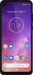 Motorola One Vision (Sapphire Gradient, 128 GB)  (4 GB RAM)