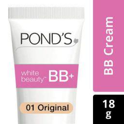 Pond's White Beauty BB+ Fairness Cream 01 Original, 18 g: Amazon.in: Beauty