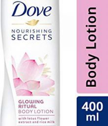 Dove Body Lotion at 50% off