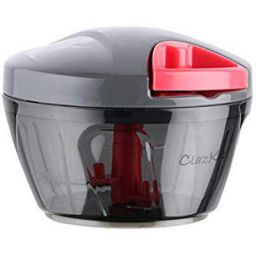 ClazKit Plastic Chopper Bowl, 400ml, Multicolour