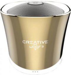 Creative Woof 3 Portable Bluetooth Speaker