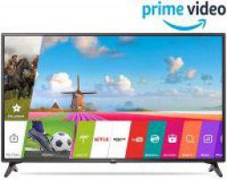 LG 108 cm Full HD LED Smart TV 43LJ554T
