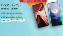 OnePlus 7 Series Smartphones