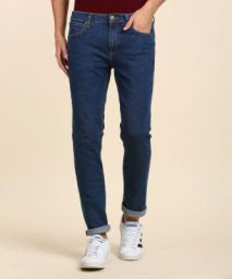 Jeans -{ Flying Machine, Lee, Wrangler}