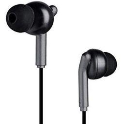 Zebronics Zeb-Bro in-Ear Wired Earphones with Mic