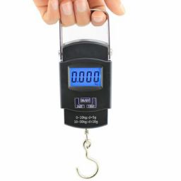Generic Digital Heavy Duty Portable Hook Type with Temp Weighing Scale