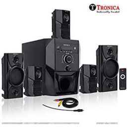 Tronica Super King Series 5.1 Bluetooth Multimedia Speakers with FM/PenDrive/Sd Card/Mobile/Aux Support