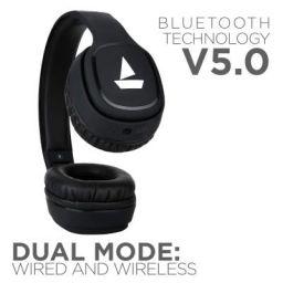boAt Rockerz 380 Wireless Bluetooth Headphones with HD Sound