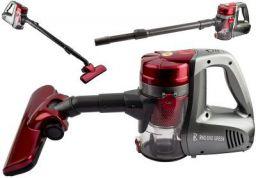 RNG EKO GREEN - 800W Compact Multi-Function Cyclonic Power Home Vacuum Cleaner- (Metallic Red + Grey)