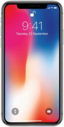 {After Cashback} Apple iPhone X 64 GB Space Grey 3 GB RAM