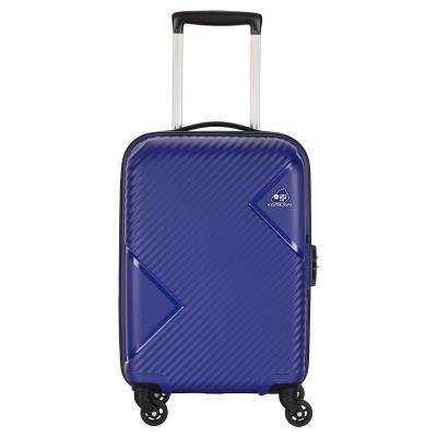 Kamiliant by American Tourister Kam Zakk Polypropylene Hardsided Cabin Luggage