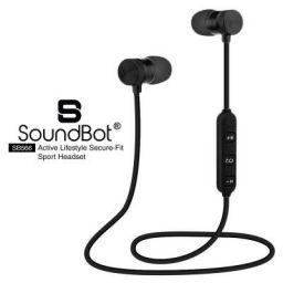SOUNDBOT® SB566 Bluetooth Sports Wireless Earbud