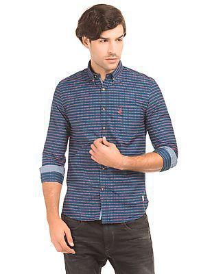 Flat 70% Off on Shirts + Extra 25% Coupon Discount