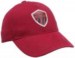 Woodland Men's Cap (CVC 508033_Red_X-Large)