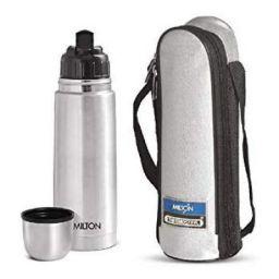Milton Thermosteel Maestro-500 Stainless Steel Flask, 470ml, Silver