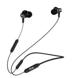 PTron Zap in-Ear Wireless Bluetooth Earphones with Mic, Qualcomm Bluetooth 5.0 Chipset, Deep Bass, Sweatproof Headphones