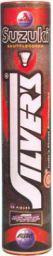 Silver's Suzuki Feather Shuttle - Multicolor  (Medium, 77, Pack of 10)