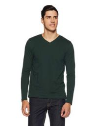 Amazon Brand - Symbol Men's Plain T-Shirt