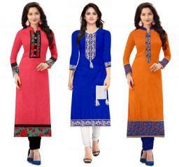 Platinum Women's Dress Material
