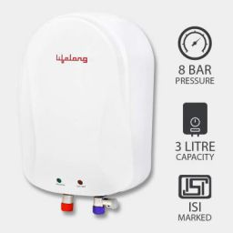 Lifelong LLWH09 3000-Watt 3L Instant Water Heater
