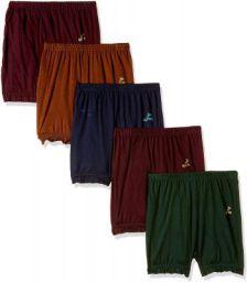 Rupa Jon Boys' Cotton Boxer (Pack of 5)