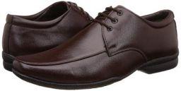 BATA Men's Remo Brown Formal Shoes - 8 UK/India (42 EU)