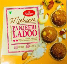 Haldiram's Mithas Dry Fruit Panjeeri Ladoo 400g