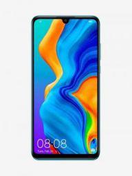 Huawei P30 Lite 128 GB (Peacock Blue) 6 GB RAM, Dual SIM 4G