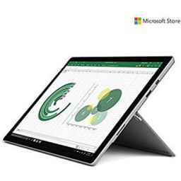Microsoft SurfacePro Intel Core i5 7th Gen 12.3-inch Touchscreen 2-in-1 Thin and Light Laptop (8GB/256GB/Windows 10 Pro)