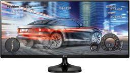 LG 25 inch HD UltraWide Monitor (25UM58)